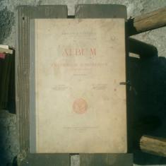 Album si paleografie romaneasca (scrierea chirilica) - I. Bianu si N. Cartojan - Album Arta