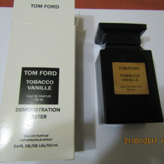PARFUM TESTER TOM FORD TOBACCO VANILLE--100 ML -SUPER PRET, SUPER CALITATE! - Parfum barbati Tom Ford, Apa de parfum