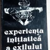 MIHAELA CRISTEA-EXPERIENTA INITIATICA A EXILULUI:46 DIALOGURI(1994/pref.O.PALER)