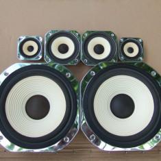 Difuzoare Boxe Magnat [ Set Complet ] - Boxa auto Magnat, 41-80W
