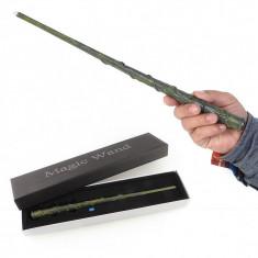 HARRY POTTER - Bagheta Magica + Cutie Speciala - Hermione Granger Cu LED - Jucarie interactiva