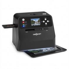 ONECONCEPT PDF-14B, fotoscaner combinat, 4 în 1, poze / diapozitive / fotofilm / album, 3200DPI, 14MP, USB 2.0 - Masa biliard