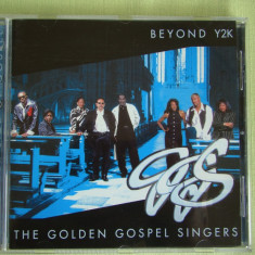 THE GOLDEN GOSPEL SINGERS - Beyond Y2K - C D Original ca NOU - Muzica Blues