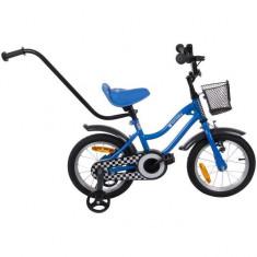 Bicicleta Star BMX 14 - Sun Baby - Albastru - Bicicleta copii