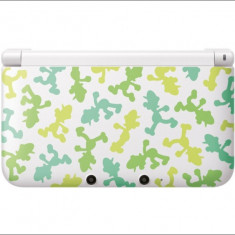Consola Nintendo 3DS XL Luigi Special Edition+2 jocuri