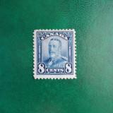 Canada 1928 colonii 13 Euro George V uniforma 8c - nestampilat MH