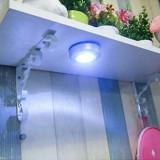 Lampa de veghe led cu 3 leduri - Lampa veghe copii, Gri
