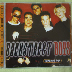 BACKSTREET BOYS - Backstreet Boys - C D Original ca NOU, CD