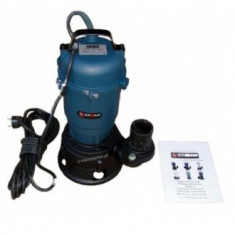 Pompa submersibila apa murdara cu tocator ERMAN - Pompa gradina