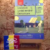 "Florin Ionita - Literatura Limba romana Comunicare clasa a VIII a 1 ""A3100"" - Manual scolar, Clasa 8"