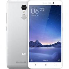 Smartphone Xiaomi Redmi Note 3 32GB Dual Sim argintiu - Telefon Xiaomi, Neblocat