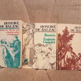 CARTI HONORE DE BALZAC (3 VOL) - Roman
