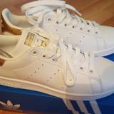Adidas Originals Stan Smith - Adidasi dama, Culoare: Alb, Marime: 38