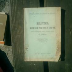 Buletinul deciziunilor pronuntate in anul 1925 volumul LXII partea II - G. Barca - Carte Istoria dreptului