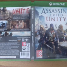 Assasin's Creed unity  - XBOX ONE [A]