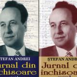 Jurnal din inchisoare vol. I, II - Autor(i): Stefan Andrei - Istorie