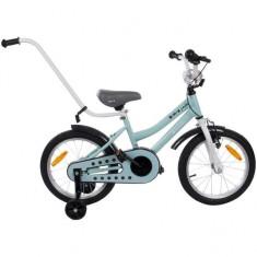Bicicleta Junior BMX 16 - Sun Baby - Turcoaz - Bicicleta copii