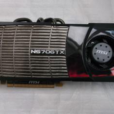 Placa video Gaming MSI GeForce GTX 570 1.28GB DDR5 320-bit DX11 - Placa video PC Msi, PCI Express, 1.5 GB, nVidia
