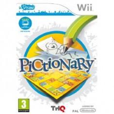 Udraw Pictionary Nintendo Wii - Jocuri WII Thq