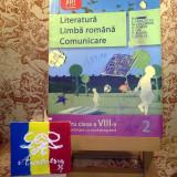 "Florin Ionita - Literatura Limba romana Comunicare clasa a VIII a 2 ""A3101"" - Manual scolar, Clasa 8"