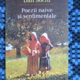 Dan SOCIU - POEZII NAIVE SI SENTIMENTALE (2012 - CA NOUA!!!)