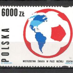 Polonia.1994 C.M. de fotbal SUA  SP.548
