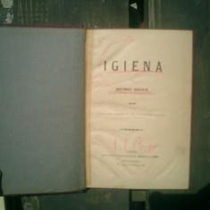 Igiena - Doctorul Urechia - Carte Dermatologie si venerologie