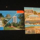 2 C.P.-CAZINOUL CONSTANTA--DELFINARIUM-HOTEL PERLA- MAMAIA-