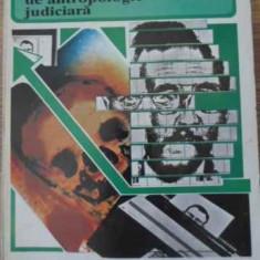 Elemente De Antropologie Judiciara - C. Dumitrescu, E. Gacea, 397845 - Carte Drept penal