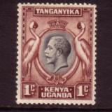 KUT 1935 colonii George V - nestampilat MH