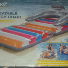 Saltea gonflabila 3 1n 1 plaja, piscina, gradina Crivit - Saltea de apa