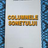 Ovidiu CONSTANTINESCU - COLUMNELE SONETULUI (2002 - STARE FOARTE BUNA!!!)