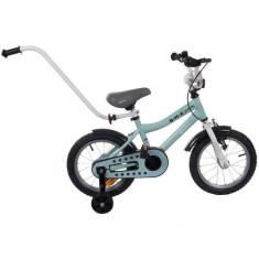 Bicicleta Junior BMX 14 - Sun Baby - Turcoaz - Bicicleta copii