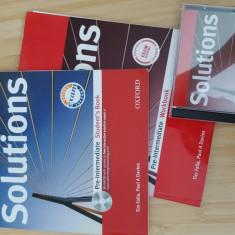 Solutions Pre-Intermediate - Curs Limba Engleza Altele