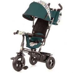 Tricicleta Tobi Venture - Kidz Motion - Verde - Tricicleta copii