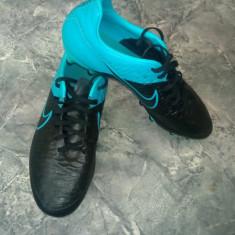Crampoane NIKE MAGISTA - Ghete fotbal Nike, Marime: 42, Culoare: Albastru