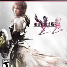 Final Fantasy Xiii-2 Ps3 - Jocuri PS3 Square Enix
