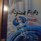 Fizica F1/ F2. Manual pentru clasa a XII-a de Rodica Ionescu - Andrei - Manual scolar, Clasa 12