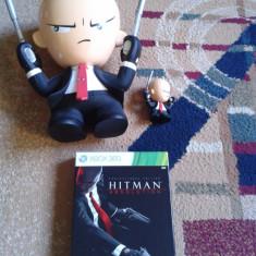 vand joc de colectie ,nou, HITMAN , cu figurina AGENT, professional edition