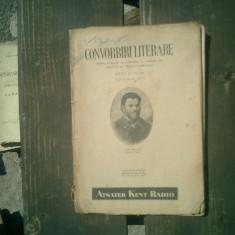 Convorbiri literare anul al 63-lea Februarie 1930