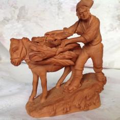 Figurina /  bibelou  ceramica Grasso Italia