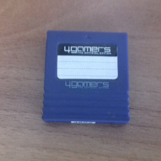 Card Memorie GAMECUBE 4MB MEMORY CARD -4 Gamers