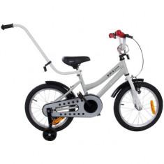 Bicicleta Junior BMX 16 - Sun Baby - Gri - Bicicleta copii