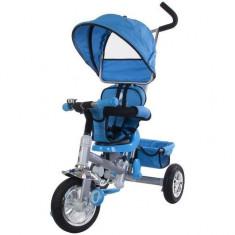 Tricicleta Confort Plus - Sun Baby - Albastru - Tricicleta copii