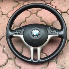 Volan BMW X5 E53 comenzi, complet cu airbag - Bord auto, X5 (E53) - [2000 - ]
