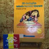 "Carmen Iordachescu - Sa dezlegam tainele textelor literare clasa a V a ""A3098"" - Manual scolar, Clasa 5, Romana"