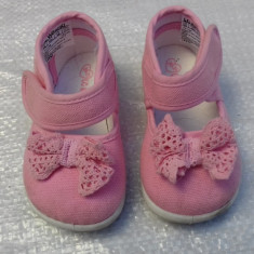 L.C.WAIKIKI- PANTOFI MATERIAL TEXTIL, NR.20, CA NOI - Pantofi copii, Culoare: Roz, Fete