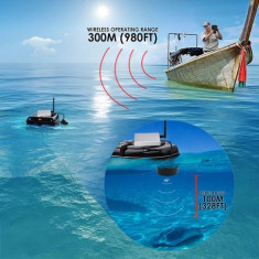 Sonar pescuit wireless 300M range