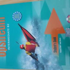 Upstream Intermediate B2 Student book - Curs Limba Engleza Altele