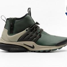 Unicat ! ORIGINALI 100 % ! Nu replica ! Nike Air Presto Mid Utility nr 41 - Adidasi barbati, Culoare: Din imagine